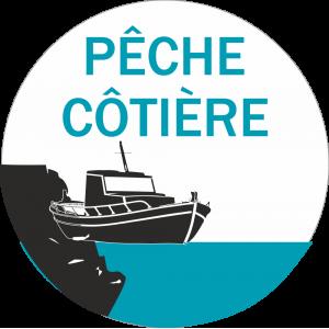 Adhésif Information Clientèle - Adhésif Côtière bleu/noir fond blanc