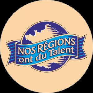 Adhésif logo grande distribution (G.M.S) - LECLERC - NRT fond beige