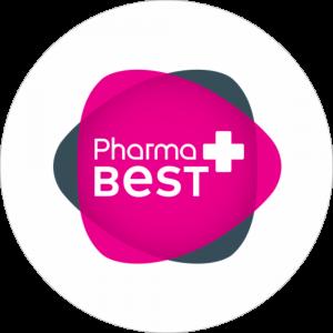Adhésif P.L.V & Display -  Pharma BEST fond blanc